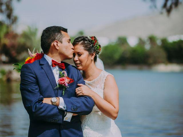 El matrimonio de Gino y Rossana en Lima, Lima 52