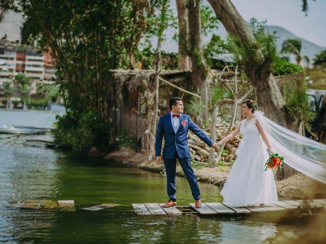 El matrimonio de Gino y Rossana en Lima, Lima 54