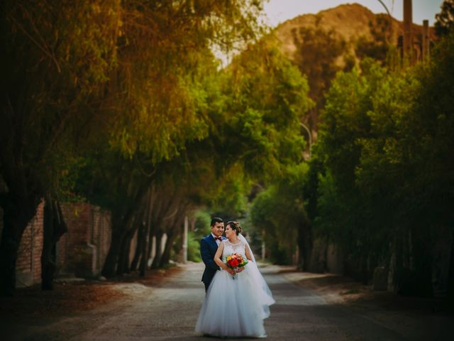 El matrimonio de Gino y Rossana en Lima, Lima 55