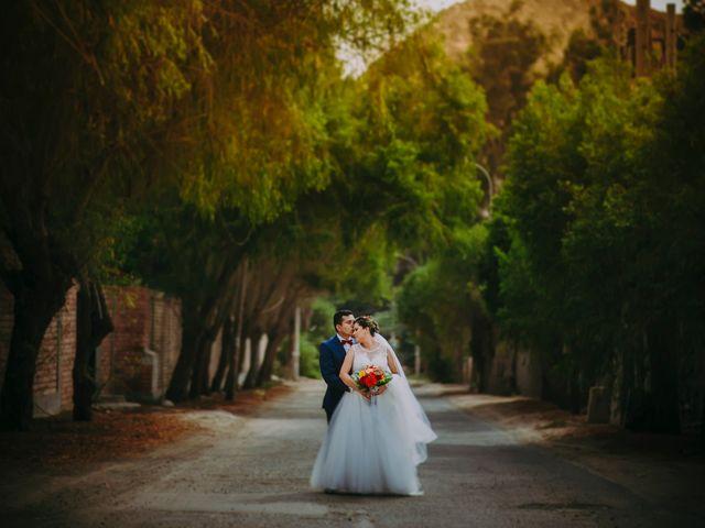 El matrimonio de Gino y Rossana en Lima, Lima 56