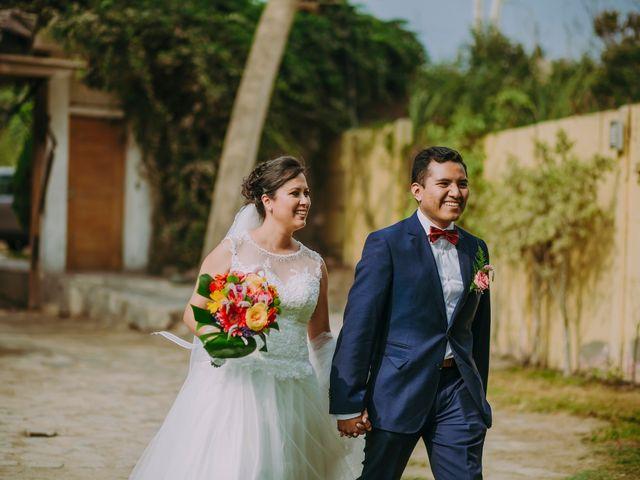 El matrimonio de Gino y Rossana en Lima, Lima 67