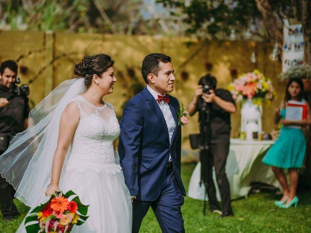El matrimonio de Gino y Rossana en Lima, Lima 68