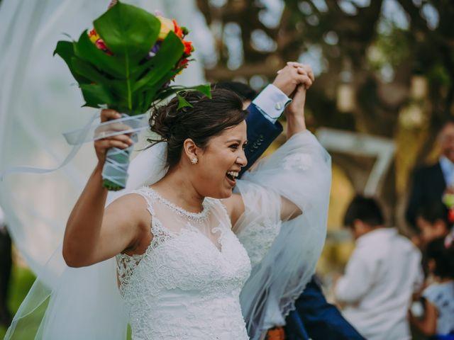 El matrimonio de Gino y Rossana en Lima, Lima 69