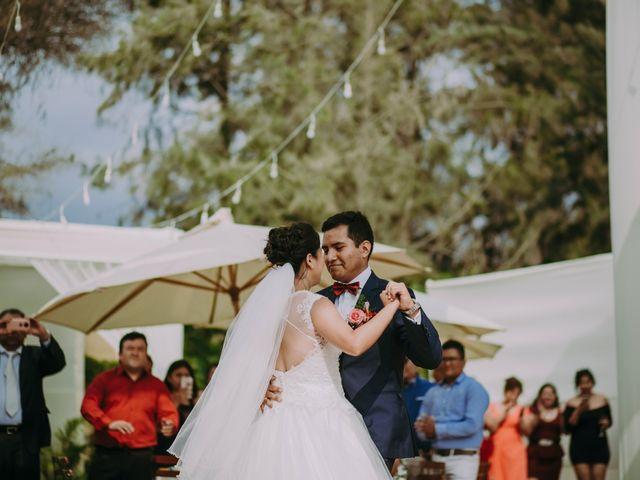El matrimonio de Gino y Rossana en Lima, Lima 71