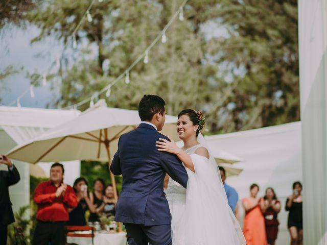 El matrimonio de Gino y Rossana en Lima, Lima 72