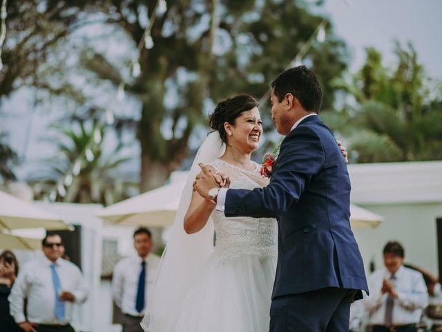 El matrimonio de Gino y Rossana en Lima, Lima 73