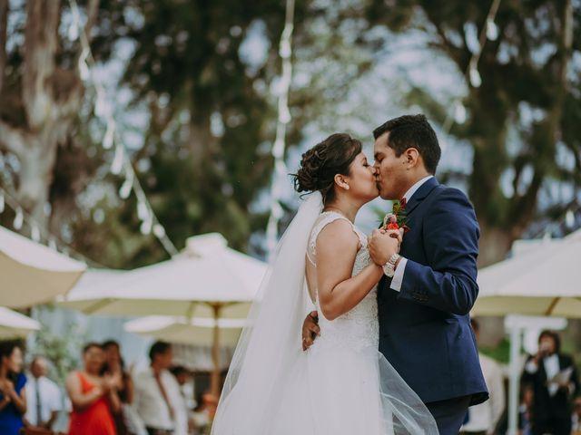 El matrimonio de Gino y Rossana en Lima, Lima 75