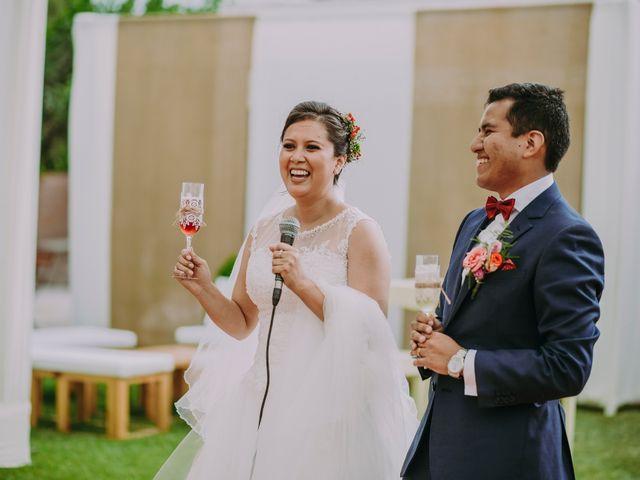 El matrimonio de Gino y Rossana en Lima, Lima 76