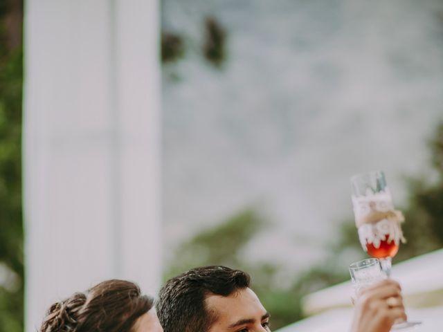 El matrimonio de Gino y Rossana en Lima, Lima 77