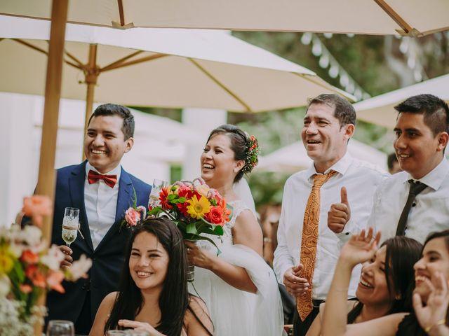 El matrimonio de Gino y Rossana en Lima, Lima 78