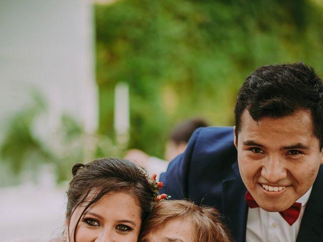 El matrimonio de Gino y Rossana en Lima, Lima 79