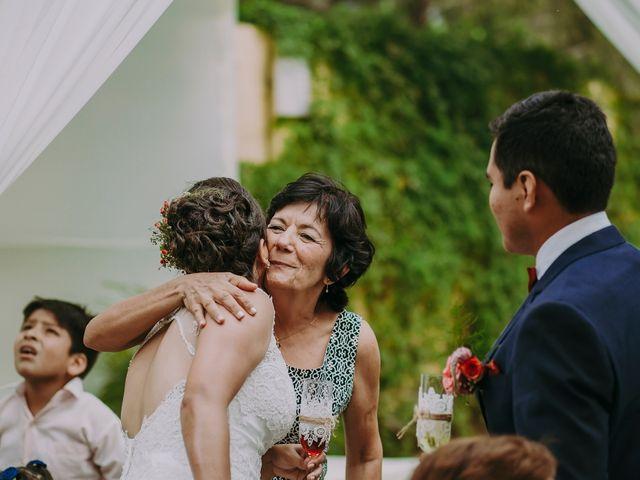 El matrimonio de Gino y Rossana en Lima, Lima 80