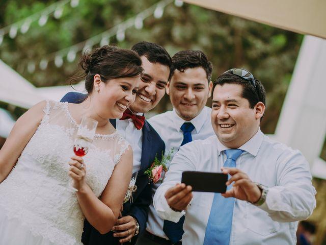 El matrimonio de Gino y Rossana en Lima, Lima 82