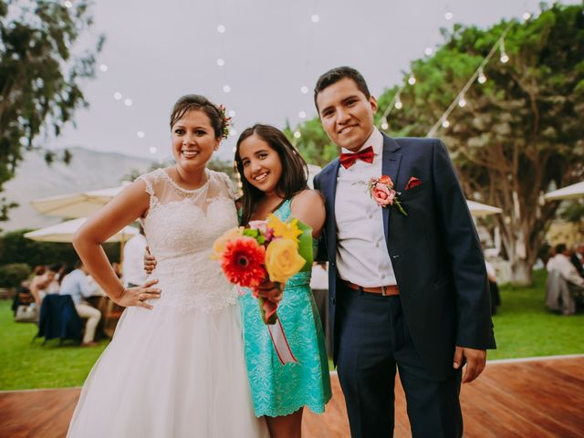 El matrimonio de Gino y Rossana en Lima, Lima 89