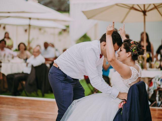 El matrimonio de Gino y Rossana en Lima, Lima 92