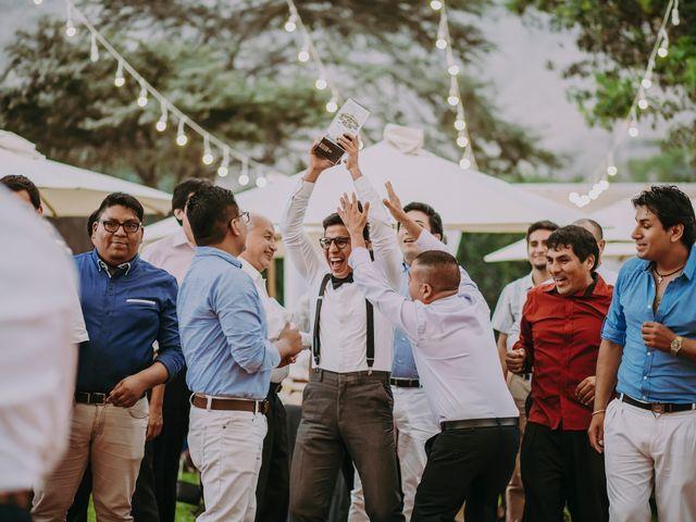 El matrimonio de Gino y Rossana en Lima, Lima 100