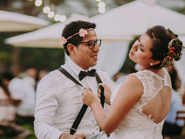El matrimonio de Gino y Rossana en Lima, Lima 101