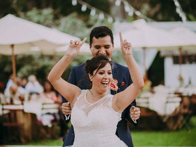 El matrimonio de Gino y Rossana en Lima, Lima 105