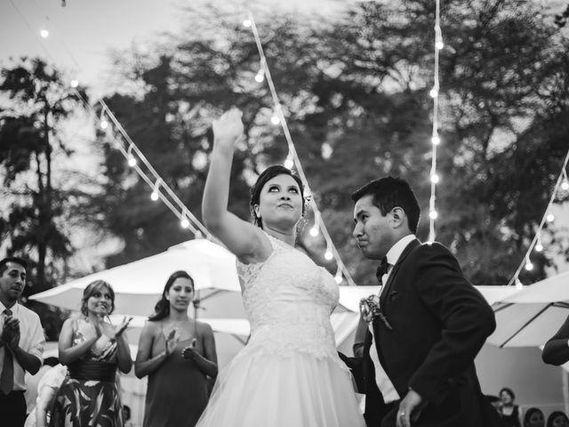 El matrimonio de Gino y Rossana en Lima, Lima 107