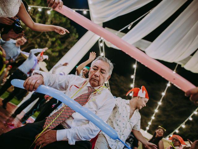 El matrimonio de Gino y Rossana en Lima, Lima 110