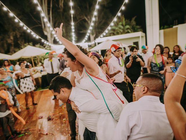 El matrimonio de Gino y Rossana en Lima, Lima 111