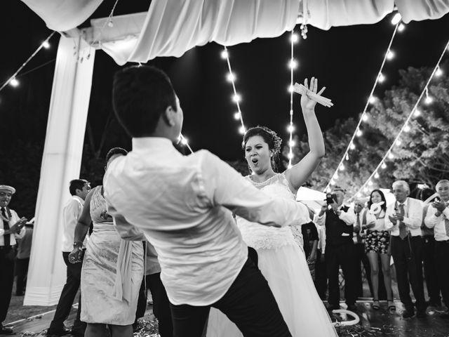 El matrimonio de Gino y Rossana en Lima, Lima 116