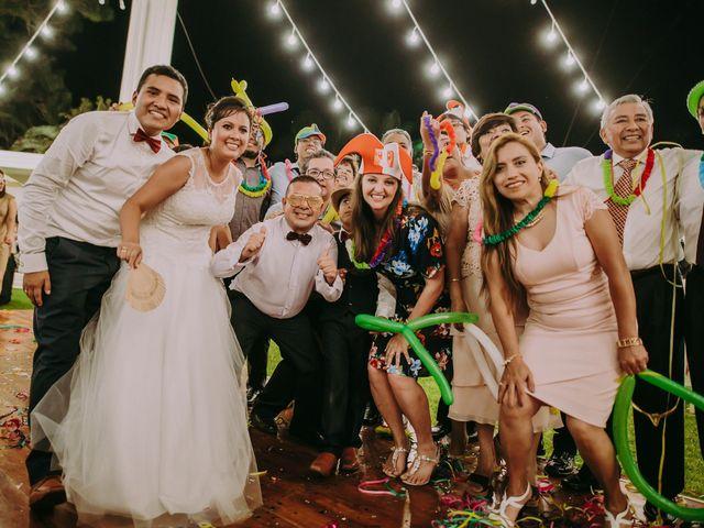 El matrimonio de Gino y Rossana en Lima, Lima 120