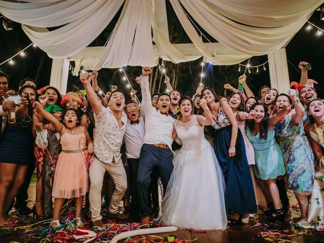 El matrimonio de Gino y Rossana en Lima, Lima 121