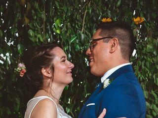 El matrimonio de Julliete y Carlos 3