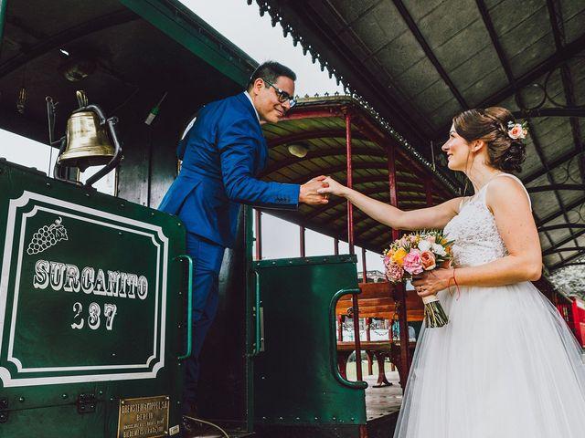 El matrimonio de Carlos y Julliete en Lima, Lima 4