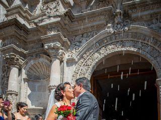 El matrimonio de Denisse y Wilfredo 2