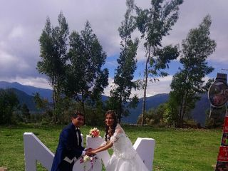 El matrimonio de Nicolás  y Marysabel  2