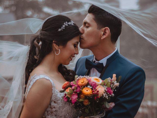 El matrimonio de Raquel y Erick