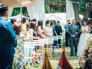 El matrimonio de Mónica y Víctor 2