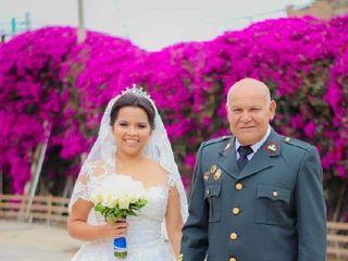 El matrimonio de Lisseth y Raúl 1