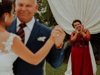 El matrimonio de Lisseth y Raúl 3