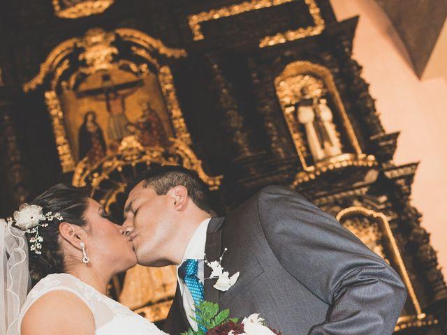 El matrimonio de Karen y Floy