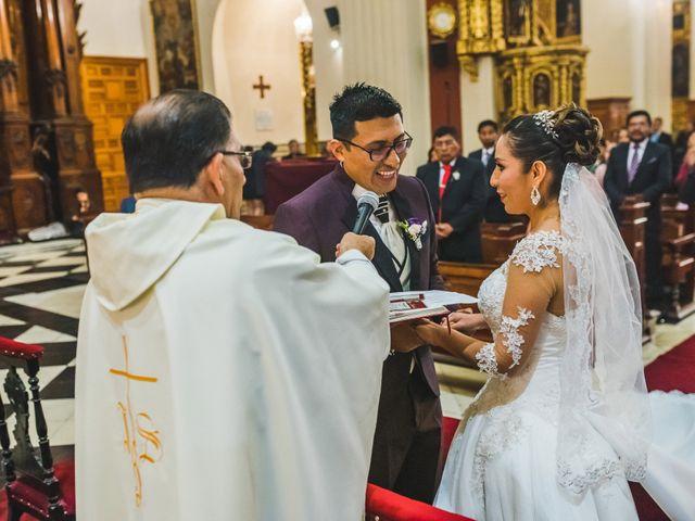 El matrimonio de Jonathan y Milagros en Lima, Lima 48