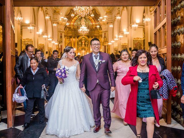 El matrimonio de Jonathan y Milagros en Lima, Lima 68