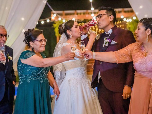 El matrimonio de Jonathan y Milagros en Lima, Lima 121