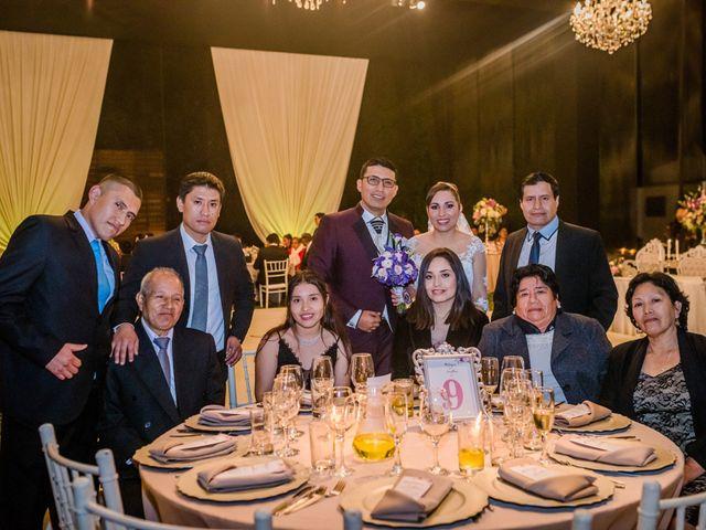 El matrimonio de Jonathan y Milagros en Lima, Lima 124