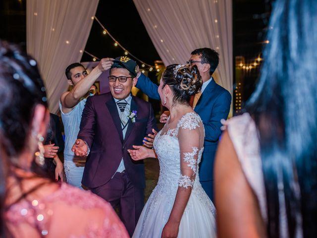El matrimonio de Jonathan y Milagros en Lima, Lima 141