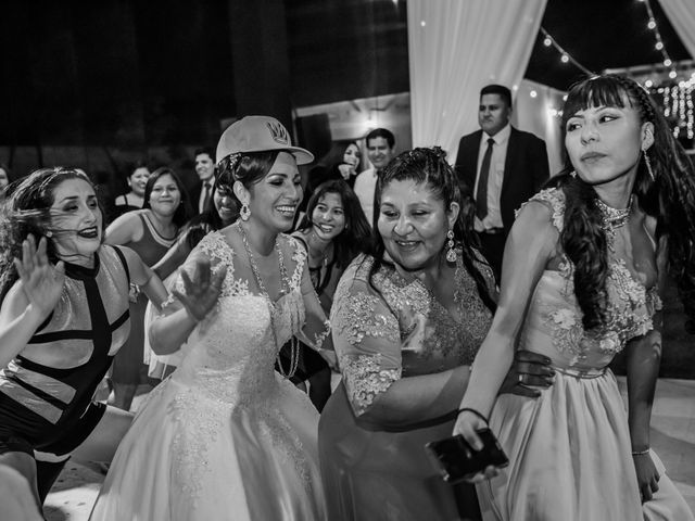 El matrimonio de Jonathan y Milagros en Lima, Lima 143