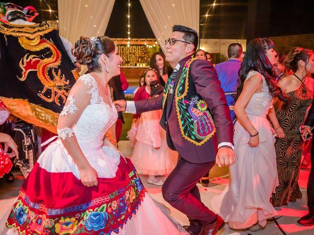 El matrimonio de Jonathan y Milagros en Lima, Lima 158