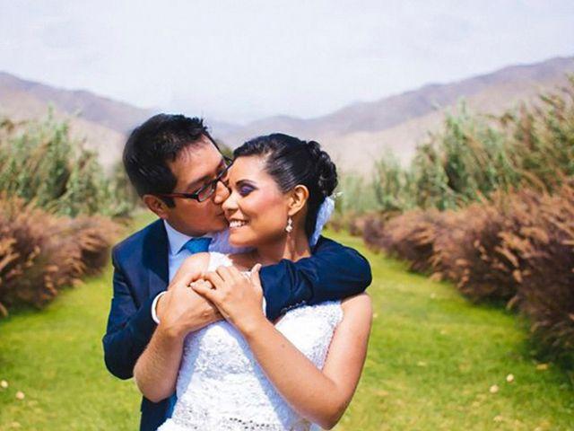 El matrimonio de Jimena y Edwin