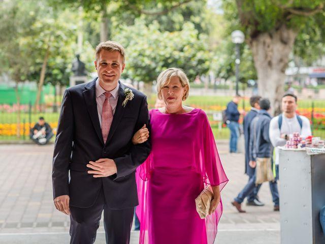 El matrimonio de Alex y Xiomara en Lima, Lima 19