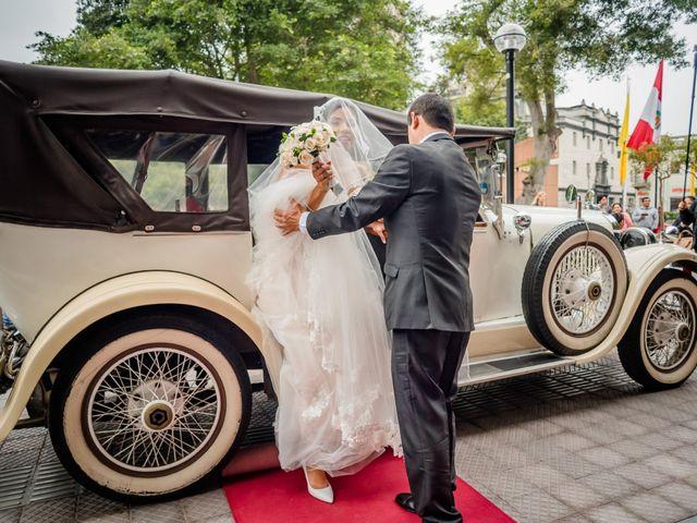 El matrimonio de Alex y Xiomara en Lima, Lima 30