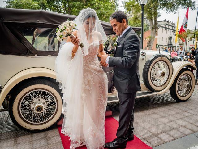 El matrimonio de Alex y Xiomara en Lima, Lima 31