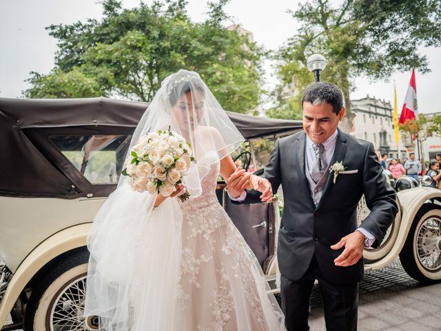 El matrimonio de Alex y Xiomara en Lima, Lima 32