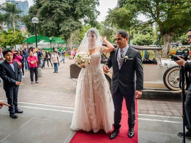 El matrimonio de Alex y Xiomara en Lima, Lima 33